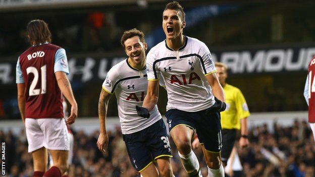 Prediksi liga premier league Burnley vs Tottenham Hotspur 1 April