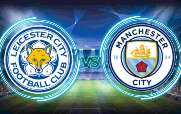 Prediksi English Premier League 2017-2018 ; Leicester City vs Manchester City.